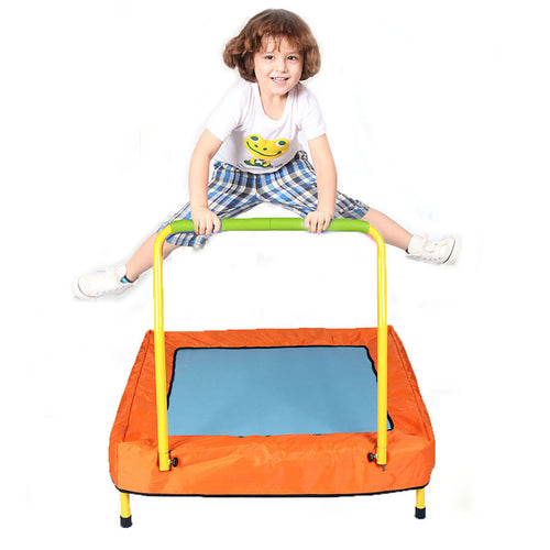 HLC - Folding Square Kid Trampoline
