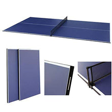 Load image into Gallery viewer, HLC-Folding Table-Tennis Table Top Blue
