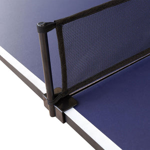 HLC-Folding Table-Tennis Table Top Blue