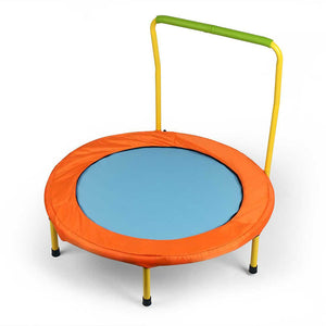 HLC mini trampoline-indoor and outdoor - Foldaway Round Trampoline