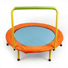 Load image into Gallery viewer, HLC mini trampoline-indoor and outdoor - Foldaway Round Trampoline