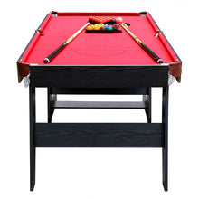 Load image into Gallery viewer, HLC - Folding Snooker Billiards Table Pool Ball Sets