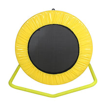 Load image into Gallery viewer, HLC mini trampoline-indoor and outdoor Kids Junior Trampoline with Handle