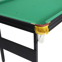 Load image into Gallery viewer, HLC - MDF Folding Pool Table Indoor