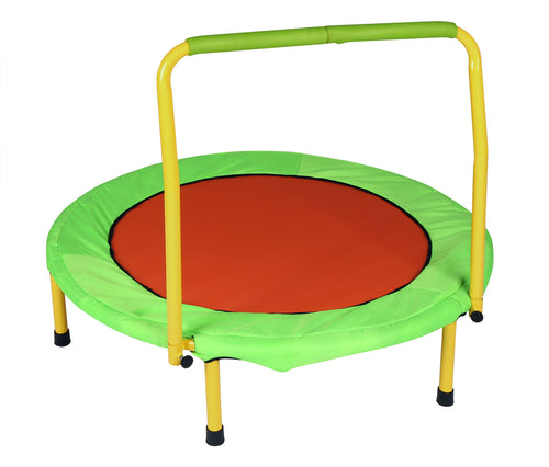 HLC mini trampoline-Indoor Outdoor Round Trampoline for Kids