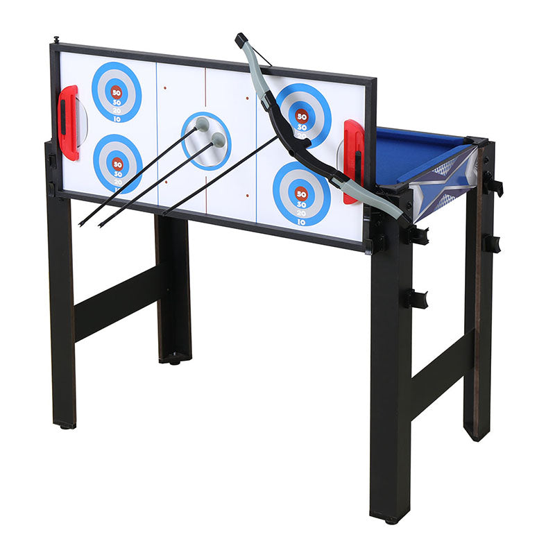 4ft Air Hockey Home Table and Miniature Gaming for Toys and Games New