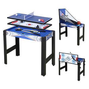 HLC - 5-in-1 Multi-function Sports Game Table