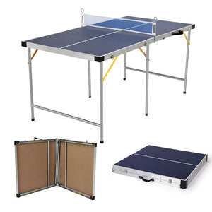 Pick-Up-and-Go Table Tennis Table PingPong Ball
