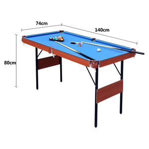 HLC - Superior Foldable Billiard Game Table