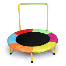 Load image into Gallery viewer, HLC mini trampoline-Indoor Outdoor Toddler Toys Round Trampoline