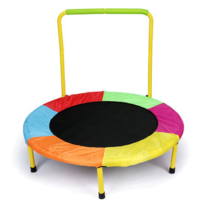 HLC - Toddler Indoor Toys Round Trampoline
