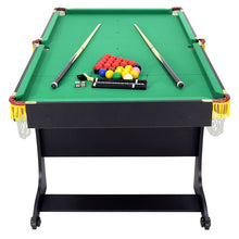 Load image into Gallery viewer, HLC - Vertical Folding Pool Table Indoor