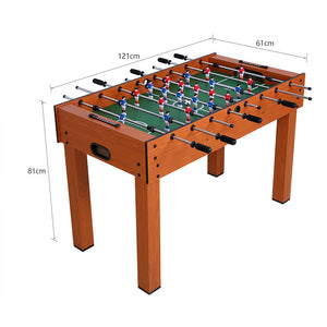 HLC - Wooden Foosball Table