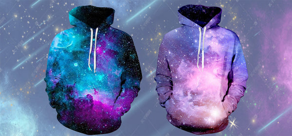 Best Galaxy Hoodies Sweatshirts For Teens