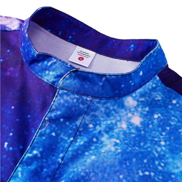 Galaxy Male Romper Outfits