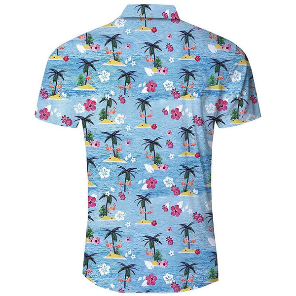 Funny Florida Flamingo Shirt