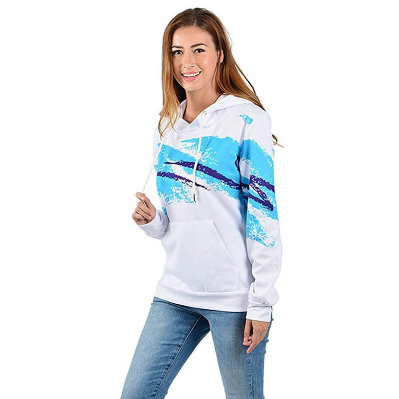 90s Paper Cup Graphic Hoodie