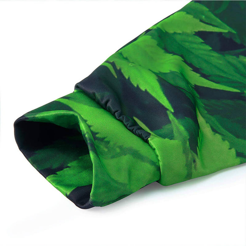 Graphic Weed Funny Joggers