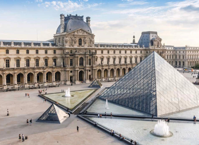 Why you need to see the Louvre...
