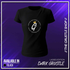 Ladies - Black Grustle
