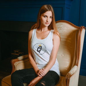Ladies - White Tanktop