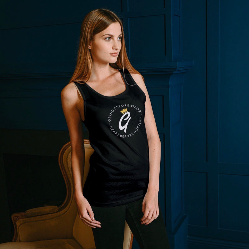 Ladies - Black Tanktop
