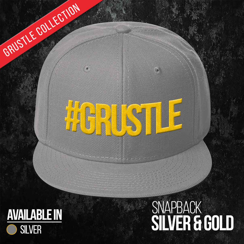 Silver & Gold Snapback