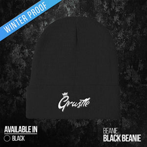 The Grustle Beanie (Black)