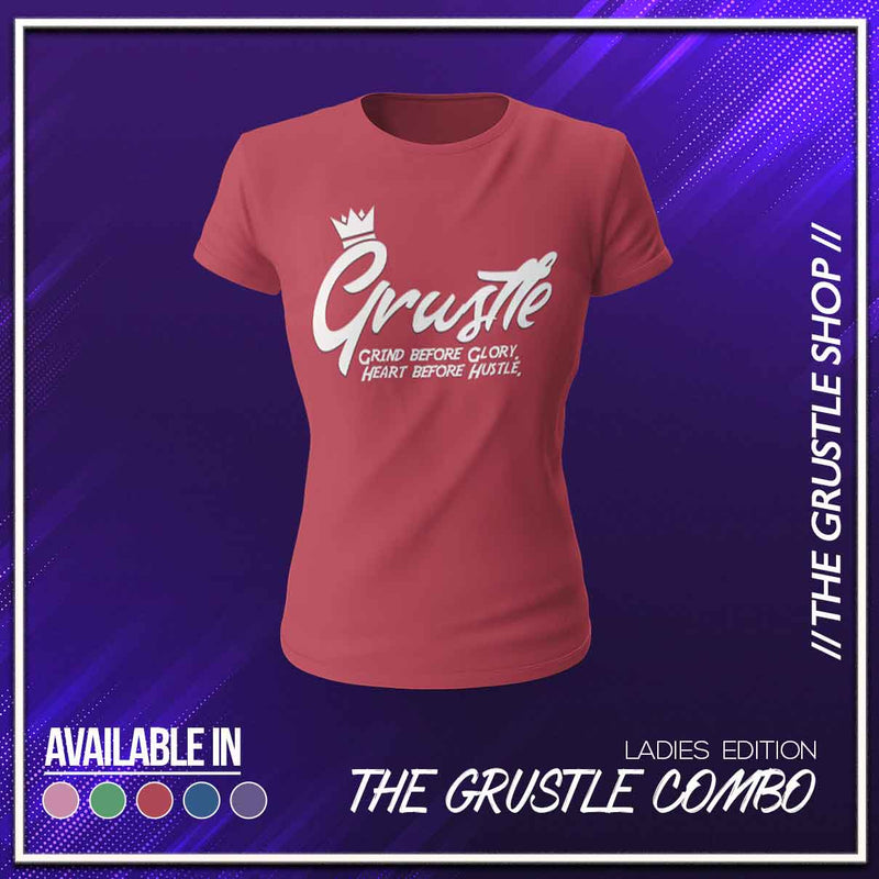 Ladies Grustle Combo