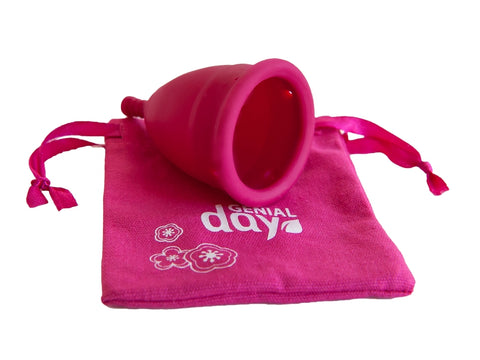 Genial Day menstrual cup