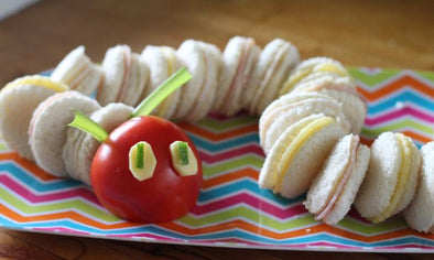 12 Fun & Healthy Snacks That Kids Can Make Themselves! From Kidspot.com.au