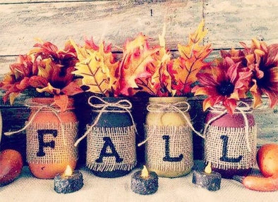 5 Quick Ways to Make a Ghoulishly Fab Fall Home
