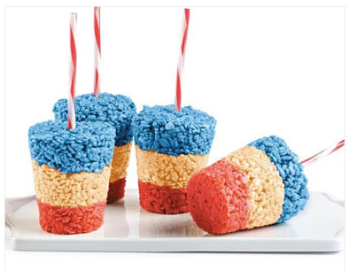 From HyVee.com: 5 Patriotic Desserts to Show Off Your Red, White & Blue Side