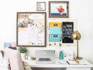 Home Office Organization Tips To Help You Celebrate Clean Off Your Desk Day