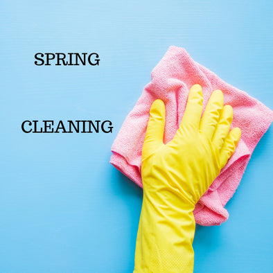 Spring Is My Favorite Season – If I Could Just Forgo the Cleaning Part