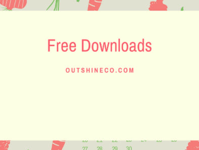 September Downloadables Now Available- Free!