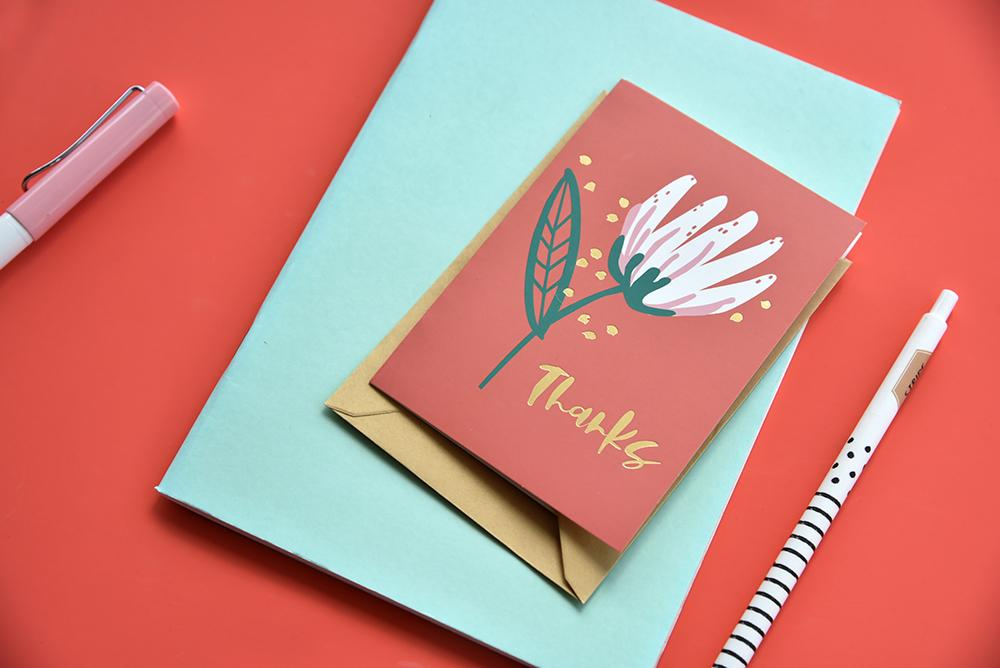 Note Cards & Thank You Cards