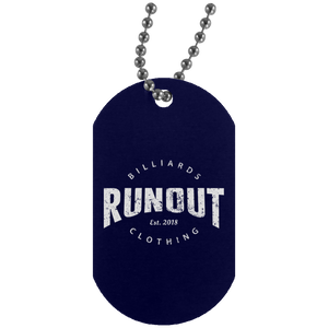 Runout Billiards Clothign - Tag