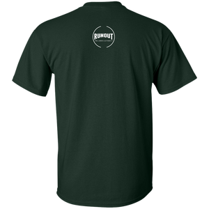 Runout Billiards Clothing - Pool Terms Gildan Ultra Cotton T-Shirt