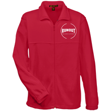 Load image into Gallery viewer, Runout Billiards Clothing - Harriton Fleece Full-Zip