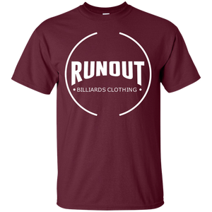 Runout Billiards Clothing - Gildan Ultra Cotton T-Shirt