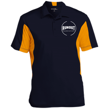 Load image into Gallery viewer, Runout Billiards Clothing - Sport-Tek Tall Colorblock Performance Polo