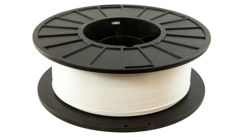 3D-Fuel 1.75mm High Octane White APLA spool horizontal