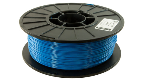 3D-Fuel 1.75mm Nuclear Blue APLA spool horizontal