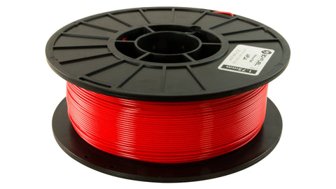 3D-Fuel 1.75mm fire-engine Red APLA spool horizontal