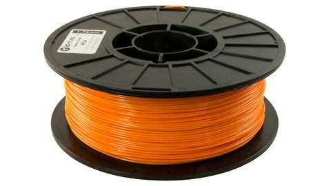 3D-Fuel 1.75mm tangerine Orange APLA spool horizontal