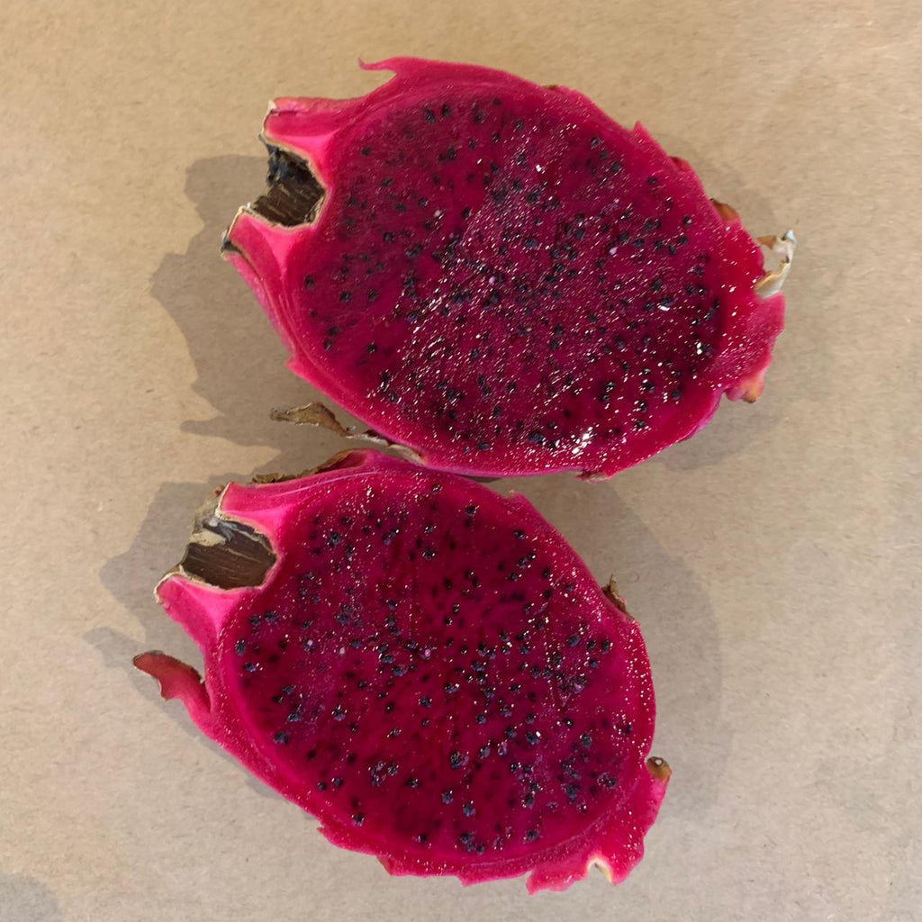 Organic Dragon Fruit (Red)