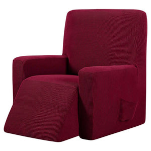Red Recliner Cover