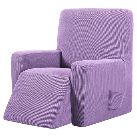 Purple Recliner Cover