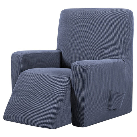 Dark Grey Recliner Cover